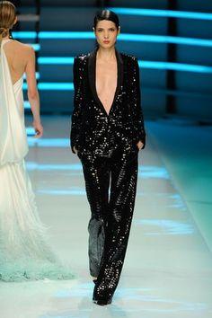 Alexandre Vauthier - Haute Couture  collection printemps-été 2012   crédit : PixelFormula
