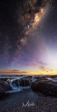 ~~Rise of a Billion Suns | sunrise Milky Way, Whangarei, New Zealand | by Mikey Mackinven~~