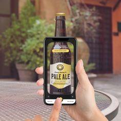 Kalea –BeerTasting | MOREMEDIA® App Store, App Design, Cold Brew, Coffee Bottle, Sauce Bottle, Soy Sauce, Brewing, Ale, Drinks