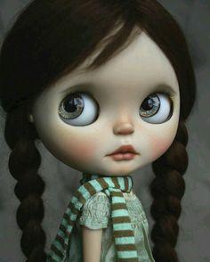 Blythe Black -Hair