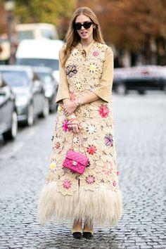 Blogger Chiara Ferragni