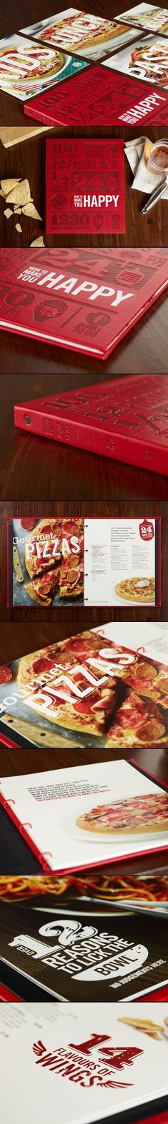 Look past the pizza. See an amazing cover and even theme related spreads. #walsworthgreatest