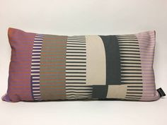 Striped Cushions, Colourful Cushions, Patchwork Cushion, Paint Swatches, Complimentary Colors, Cushion Pads, Light Painting, Stripes Design, Terracotta