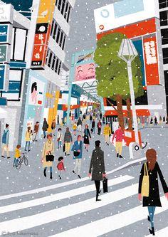 武政 諒 Ryo Takemasa | News & Blog: 2015イタリア・ボローニャ国際絵本原画展 入選