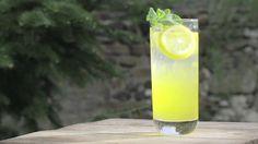 Citronová limonáda | Prima Fresh Pillar Candles, Smoothie, Fresh, Drinks, Baking, Lemon, Smoothies, Shake, Beverages