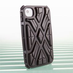 The G-Form Black X-Protect iPhone 4 Case for Apple iPhone 4 & 4s is peace of mind for your portable device. Just $29.99!