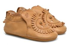 Chaussons Blublu Lion Easy Peasy vue face