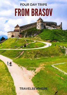 Brasov is both a stunning city in Romania and a gateway to Transylvania. Here are four day trips from Brasov, from trips to Bran Castle to Peles Castle. Europe Destinations, Europe Travel Tips, European Travel, Travel Guides, Travelling Europe, Traveling, European Vacation, Travel Plan, Budget Travel