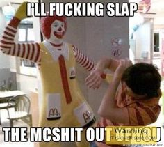 Funny picture: He Ain t Clownin Around
