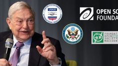 Watchdog Sues State Department Over Soros Funding