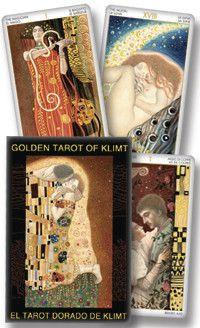 Golden Tarot of Klimt Deck