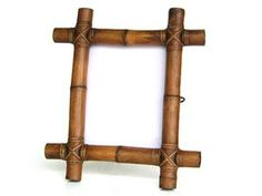 How to Make Bamboo Picture Frames