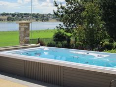 Outdoor Pool Installation