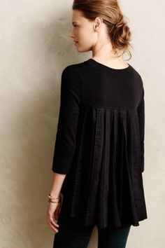 Two Step Pullover