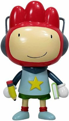 """Funko Scribblenauts Maxwell Action Figure by Funko. Save 62 Off!. $4.99. Add to your collection. Maxwell is here to play from the popular Nintendo DS video game. Ages 5 and up. Head rotates and looks amazing. Stylized and fun. From the Manufacturer                5"""" tall Maxwell from Scribblenauts is ready to play with his trusty pencil and book in hand. Maxwell is here to play from the popular Nintendo DS video game. Head rotates and looks amazing.                                    Product…"""