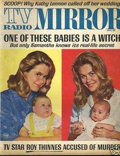 TV  Radio Mirror (1966)Witch Baby!!