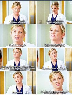 """In Peds anything is possible."" <3"