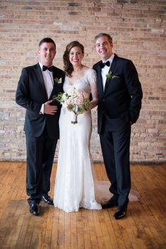 Salvage One Chicago Wedding | Julia Franzosa Photography