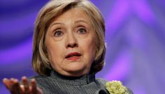 """Republicans in the House have proposed legislation that would eliminate the """"Clinton defense,"""" a reference to Hillary Clinton's argument that she should escape prosecution because she did not intend to violate the law when she set up her private email system and mishandled classified information. (AP Photo/Charles Dharapak, File)"""