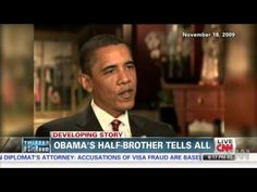 Barack Obama Half-Brother Say's He Is A Lousy Brother