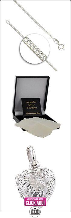 Amandas Silver Boutique Niños    plata     sin piedra, sin perla  ✿ Joyas para niñas - Regalos ✿ ▬► Ver oferta: https://comprar.io/goto/B00J7AFV8K