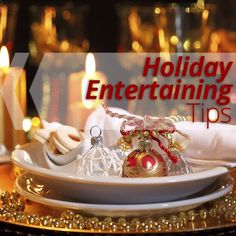 Spruce up your #apartment space with a few #festive décor pieces, munch on delicious appetizers and treats, and enjoy the #holiday season with your loved ones. Find inspiration from these four tips on planning the perfect holiday gathering.