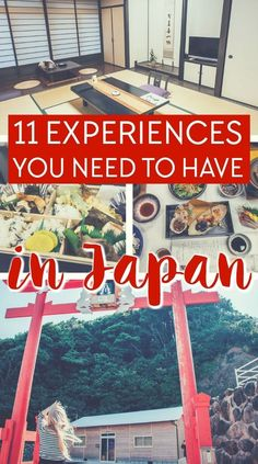 If you're planning a trip to Japan and are looking for a Japan guide for things to do and places to visit in Japan, start your planning here! #JapanTravelHolidays