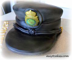 Gorra de policia nacional