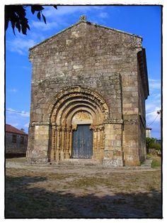 Iglesia de San Salvador-Bravaes,Portugal