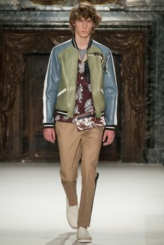 Valentino Spring 2016 Menswear - Collection - Gallery - Style.com