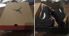 New 2016 Air Jordan 12 Box has an OG feel