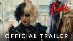Disney's Cruella   Official Trailer 2 Trailer 2, New Trailers, Official Trailer, Movie Trailers, Emily Beecham, Mark Strong, Emma Thompson, Baby Driver, Mary Poppins