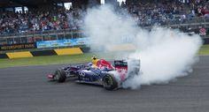 Red Bull Racing at the 2013 Formula 1 Australian Grand Prix
