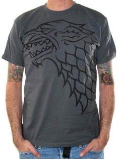 Game Of Thrones House Stark Gildon Cotton by ThePrintingFlare