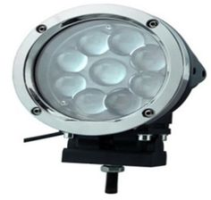 56.06$  Buy now - http://alioy8.worldwells.pw/go.php?t=32665310329 - 2016 45W LED Work Light 60 Degree High Power LED Offroad Light Round Off road LED Work Light Flood Light for Boating Hunting 56.06$
