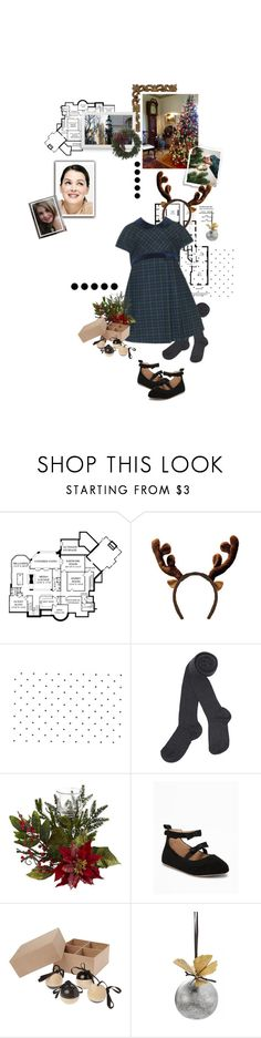 """""""Untitled #3088"""" by duchessq ❤ liked on Polyvore featuring Anavini, Nearly Natural, Toast and Michael Aram"""