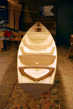 Wooden Boats For Sale Near Me-Small Wooden Boat Building Plans Wooden Boat Kits, Wood Boat Plans, Wooden Boat Building, Boat Building Plans, Plywood Boat, Wood Boats, Kayaks, Canoes, Chesapeake Light Craft