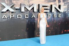 Pin for Later: Jennifer Lawrence's White-Hot Appearance on the X-Men: Apocalypse Red Carpet Will Stop You in Your Tracks