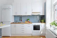 Modern Swedish Kitchen