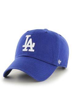 a958d5a1cda  47 Clean Up LA Dodgers Baseball Cap