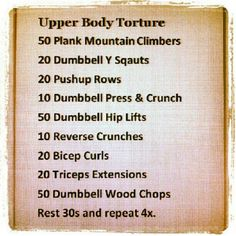 crossfit on paper, workout 2