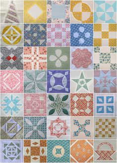 Dear Jane Quilt as of 5-29-08 | Flickr - Photo Sharing!