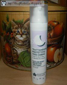 Trattamento protettivo viso corpo a base di olio di oliva e calendula