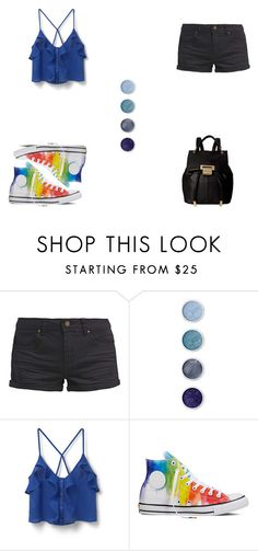 """""""Untitled #38"""" by sadie-loehr on Polyvore featuring TWINTIP, Terre Mère, MANGO, Converse and Ivanka Trump"""