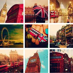 London UK Union Jack Big Ben etc. Oh The Places You'll Go, Places To Travel, Places To Visit, Big Ben, British Things, Marzano, London Calling, Adventure Is Out There, Adventure Time