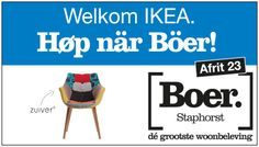 Boer Staphorst verwelkomt Ikea Zwolle