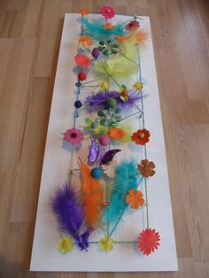 fantasifantasten.no - inspirasjon til alle som jobber med barn Fun Crafts, Arts And Crafts, How To Express Feelings, Dramatic Play, Reggio, 3 Years, Art Forms, Kindergarten, Projects To Try