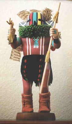 Kachina doll .. Among the Hopi, kachina dolls are traditionally carved by the uncles and given to uninitiated girls at the Bean Dance (Spring Bean Planting Ceremony) and Home Dance Ceremony in the summer. The function of the dolls is to acquaint children with some of the many kachinas. In Hopi the word is often used to represent the spiritual beings themselves (said to be connected with the Fifth World, Taalawsohu).