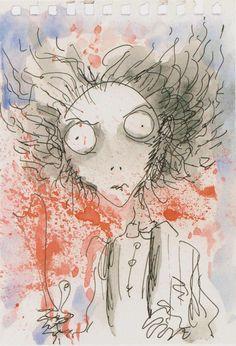 Sweeney Todd by Tim Burton.