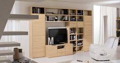 Il fascino del legno abbinato all'ergonomia propria del sistema interparete. vieni a scoprire la collezione Trend nel nostro showroom.